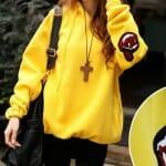 dear wholesale clothing sweatshirt hoodies