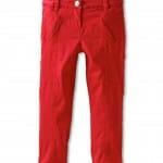 boys skinny twill pants