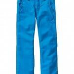 boys Straight twill pants